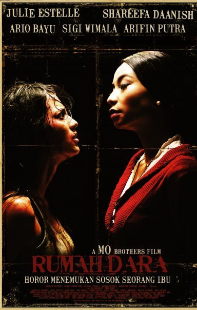 Starring : Julie Estelle, Shareefa Daanish, Michael Lucock, Ario Bayu